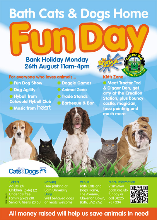 Bath Cats And Dogs Home Open Day