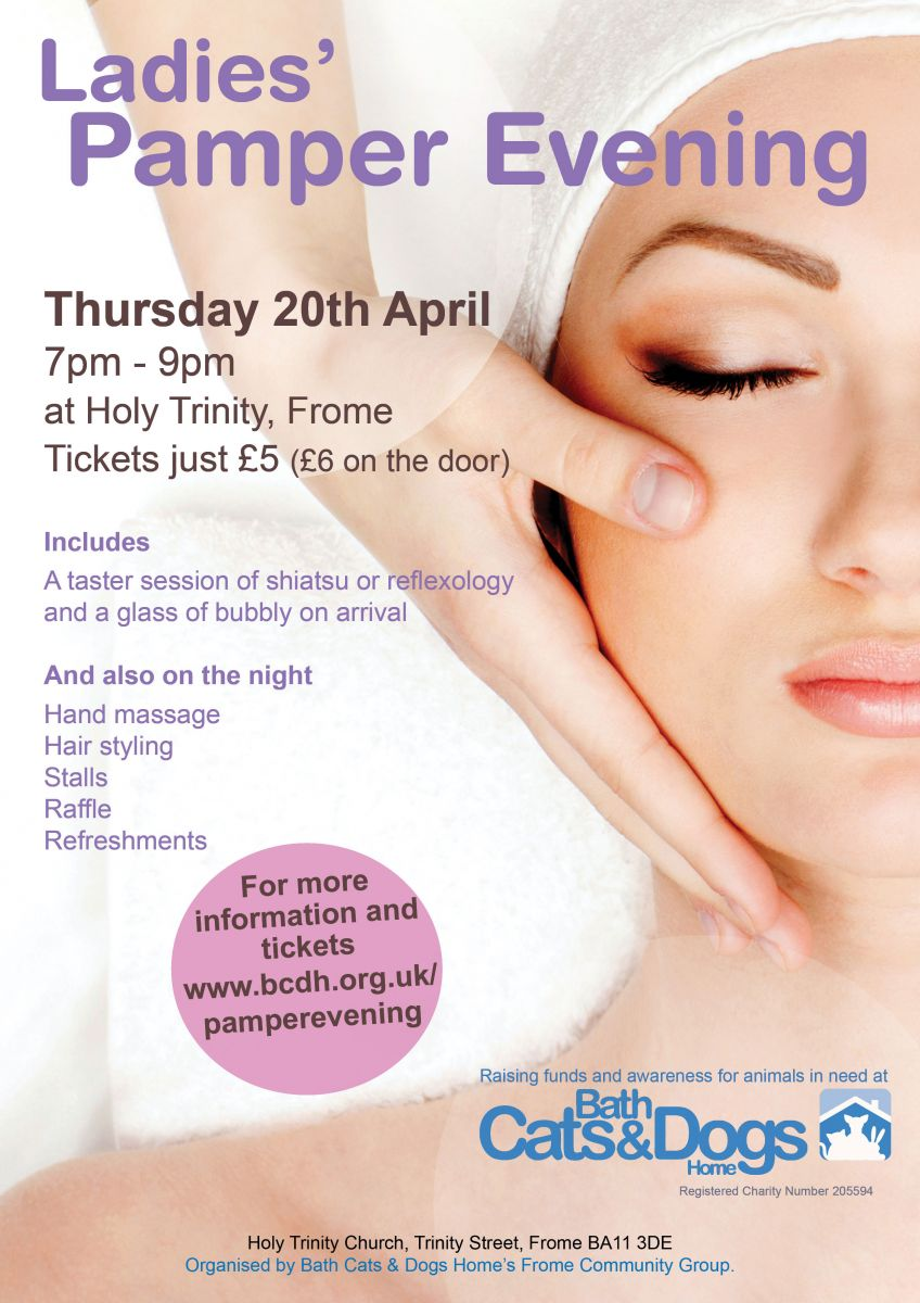 Pamper Evening for Ladies